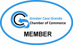 Member of Casa Grande Chamber of Commerce